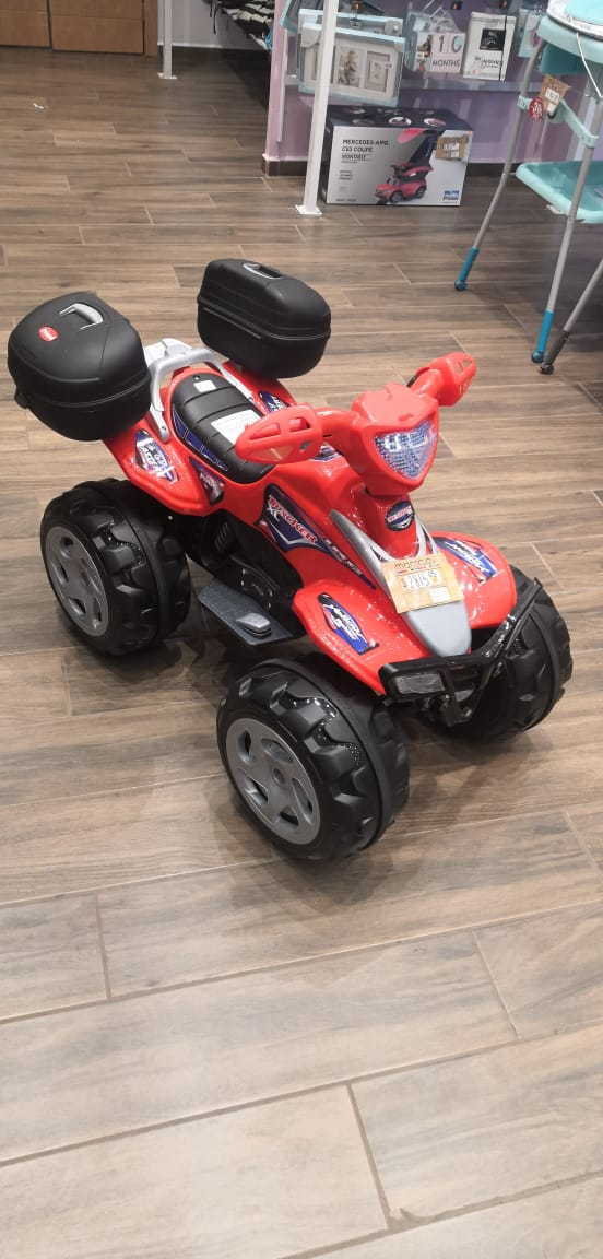 MOTO ELECTRICA TRACKER BOY XL