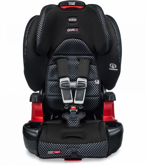 AUTOASIENTO BOOSTER FRONTIER GRAY